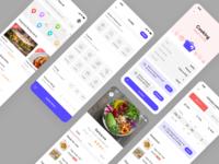 Food Preorder App
