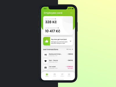 Dashboard ux ui app mobile app mobile