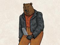 Mumma Bear