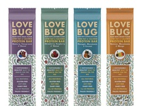 Love Bug, Insect Protein Bar