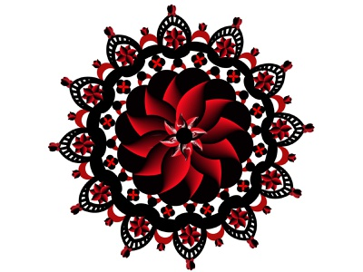 Colorful Mandala Design colourful illustration graphic design business logo design branding vector