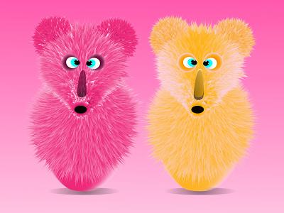 Cute Cartoon Rat illustration cartoon rat cute vector 3d animation motion graphics ui logo branding graphic design