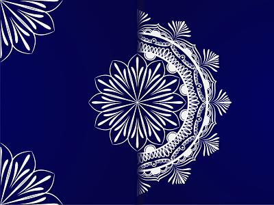 Abstract luxury Mandala colourful luxury mandala abstract animation ui business graphic design design logo branding vector