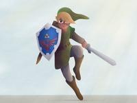 Zelda Illustration