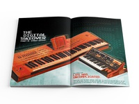Electronic Musician Magazine Article Spread 01