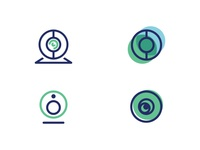Webcam icons