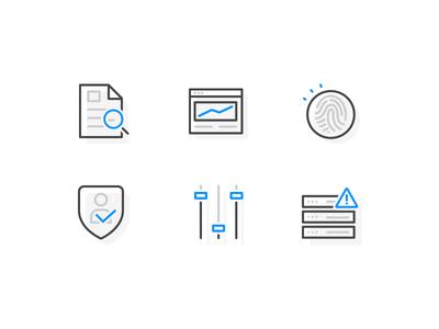 Assurance Icons II