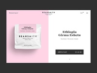 Beansmith Coffee Roasters - Product Page