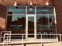 Rally Coffee Co. - Window Decals