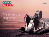Good Lookin Kids Inc. 'Coming Soon'