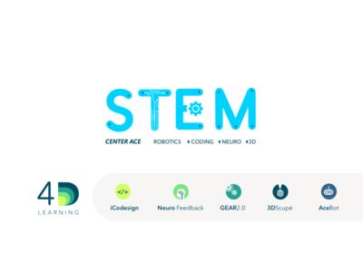 Stem Logo Design
