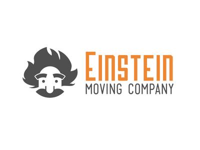 Einstein Moving Logo