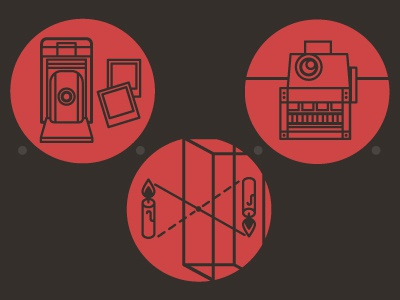History of Photography Illustrations