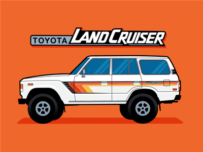 TOYOTA Land Cruiser FJ60 jdm suv toyota land cruiser car