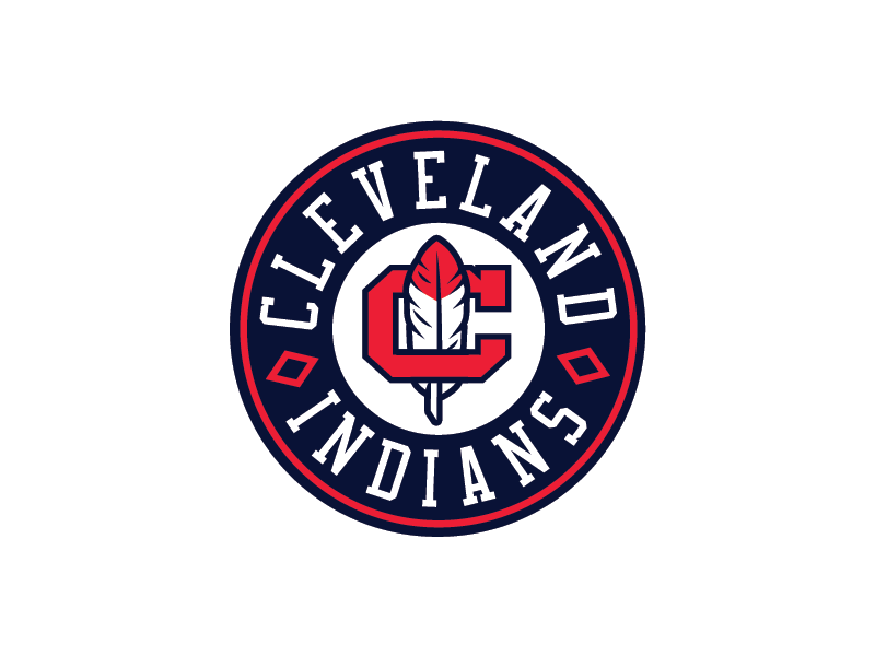 Cleveland Indians Concept By Adam Walsh Dribbble Dribbble