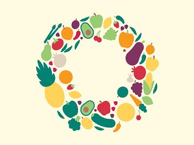prOduce food vegetables fruit