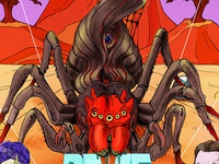 Spiders from Mars