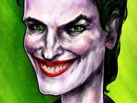 Eva Green as the Joker