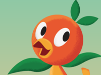 The Orange Bird