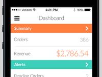 iOS7 App Teaser