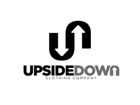 Upside Down Logo #4