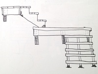 Stairs Sketch
