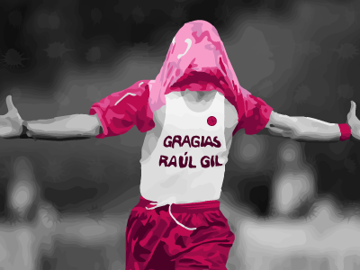 Thanks Raúl Gil debut thank you thanks
