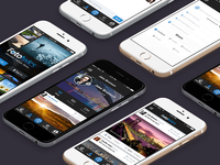 Fototwics iOS App