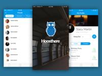 Hoosthere iOS App