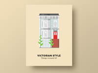🏠 Victorian Styled Homes