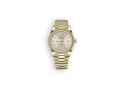 Pure HTML/CSS Rolex Day-Date - https://codepen.io/chrisota/pen/Q codepen texture luxury calendar date time watch rolex css html illustraion gold