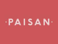 Paisan Logotype