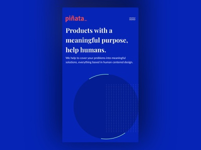 Piñata 🥇 startup development ui ux agency