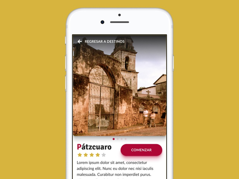 Circuitos Turísticos MX travel mx mexico ux ui