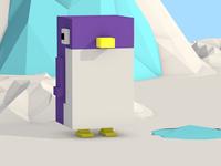 Bowser the Penguin