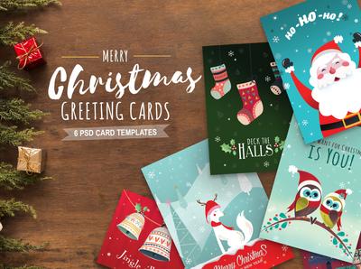 Christmas Greetings Pack