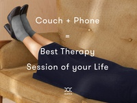 Therapy tryouts ad