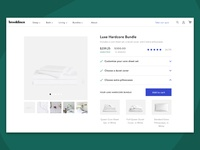 Brooklinen - Product Pages