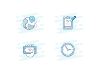 Dribbble   helpr icons 4x