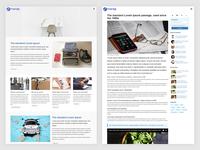 AMP theme - Google project AMP by Nishant Dogra vol3
