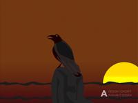 Crow Art Work 4.0