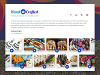 Handcrafting Web UI Kit