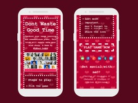 Don't Waste Good Time - This is Good Time Game