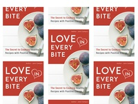 Love In Every Bite - Food book || Jenn Campus