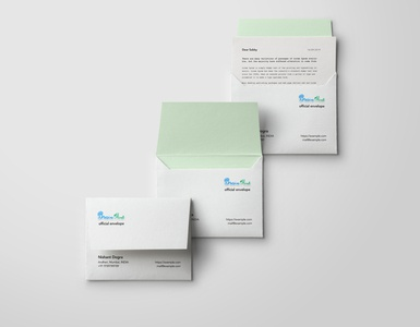 Brain Mint - Branding work