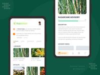 Agronomy App UI