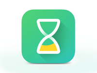 Time Tracker App Icon
