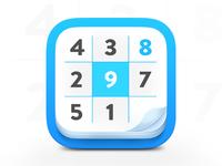 Sudoku IOS Icon