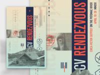 CV Rendezvous - Poster Series