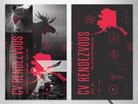 CV Rendezvous II - Poster Series